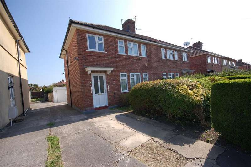 3 Bedrooms Semi Detached House for sale in Sunny Bank, Bristol, BS15 1EB