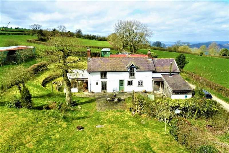3 Bedrooms Detached House for sale in The Long House, 17, Banks Head, Bishop's Castle, Shropshire, SY9