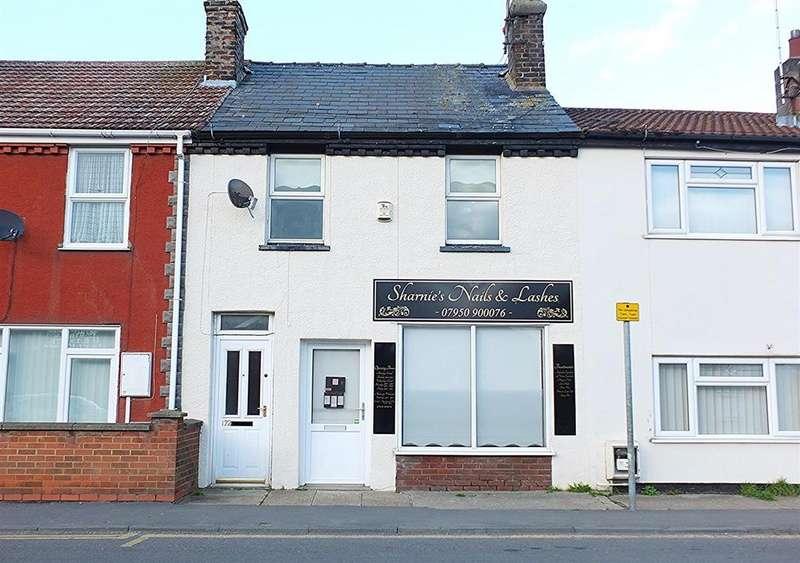 3 Bedrooms Terraced House for sale in Bridge Road, Sutton Bridge