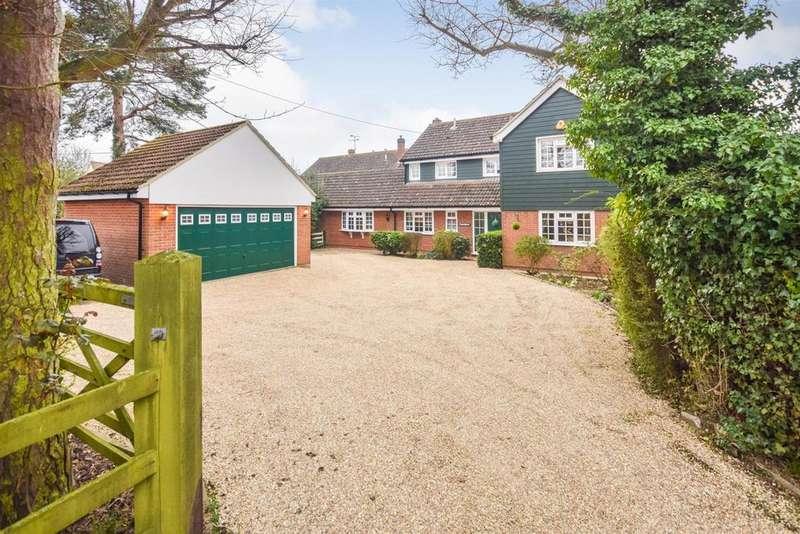 4 Bedrooms House for sale in Maypole Road, Wickham Bishops