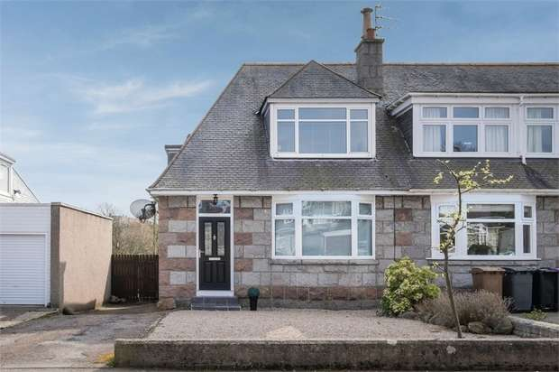 3 Bedrooms Semi Detached House for sale in Morningside Avenue, Aberdeen