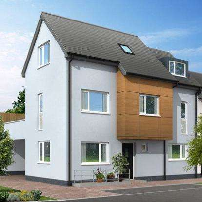 4 Bedrooms Mews House for sale in Foxhall Village, Blackpool, FY1