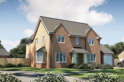 4 Bedrooms Detached House for sale in Woodberry Down Way, Lyme Regis, West Dorset