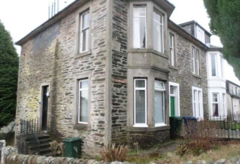1 Bedroom Flat for sale in 53A, Alfred Street, Dunoon, Argyll And Bute