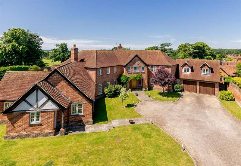 6 Bedrooms Detached House for sale in Sonning Lane, Sonning, Reading, RG4