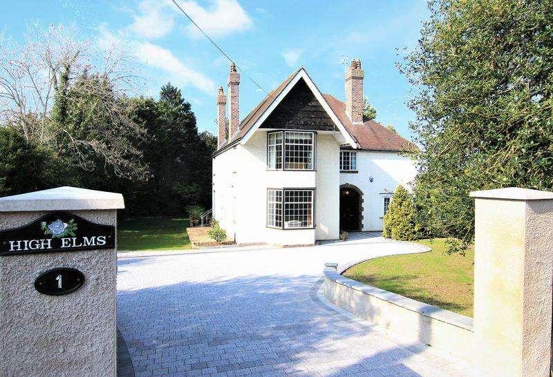 4 Bedrooms Detached House for sale in Stoke Park Road, Stoke Bishop, Bristol