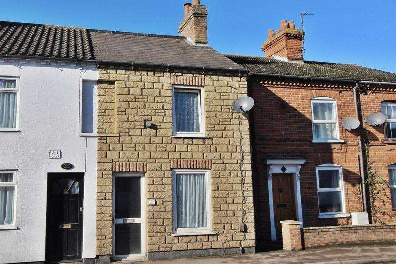 2 Bedrooms End Of Terrace House for sale in Extended Cottage in Central Location - Great Access to Amenities