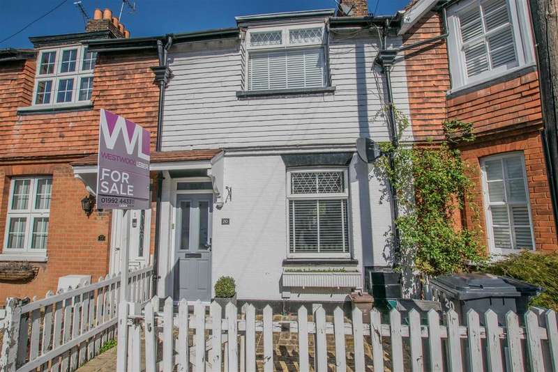 3 Bedrooms Terraced House for sale in Roman Street, Hoddesdon