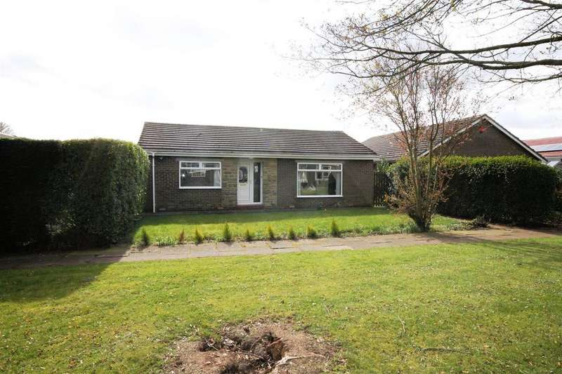 2 Bedrooms Detached Bungalow for sale in Farndale Gardens, Shildon