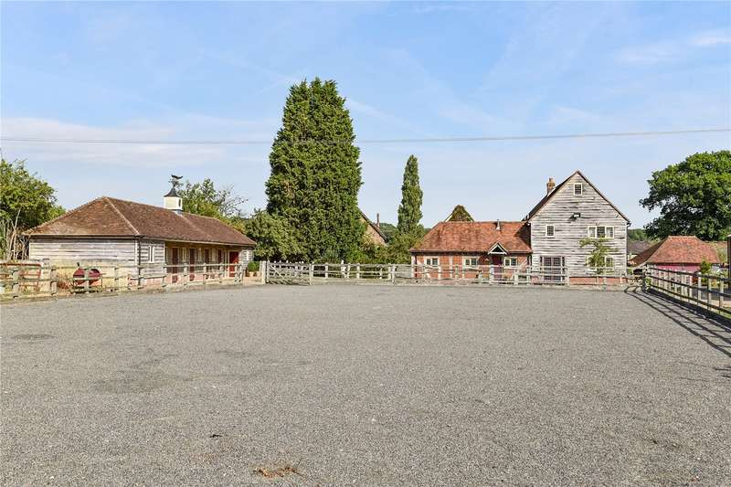 4 Bedrooms Detached House for sale in Prestwood Lane, Ifield