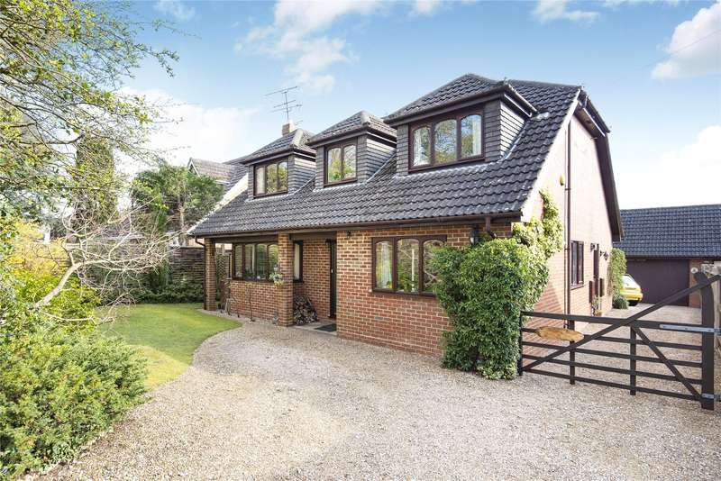 4 Bedrooms Detached House for sale in Sandy Lane, Wokingham, Berkshire, RG41