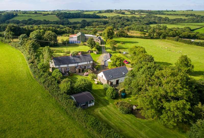 12 Bedrooms Equestrian Facility Character Property for sale in Buckland Brewer, Bideford