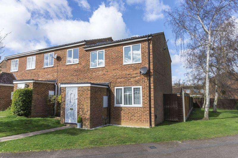 3 Bedrooms End Of Terrace House for rent in Flitwick