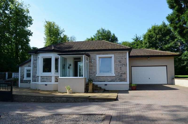 4 Bedrooms Bungalow for sale in Ferry Road, Sandbank, Argyll and Bute, PA23 8QH
