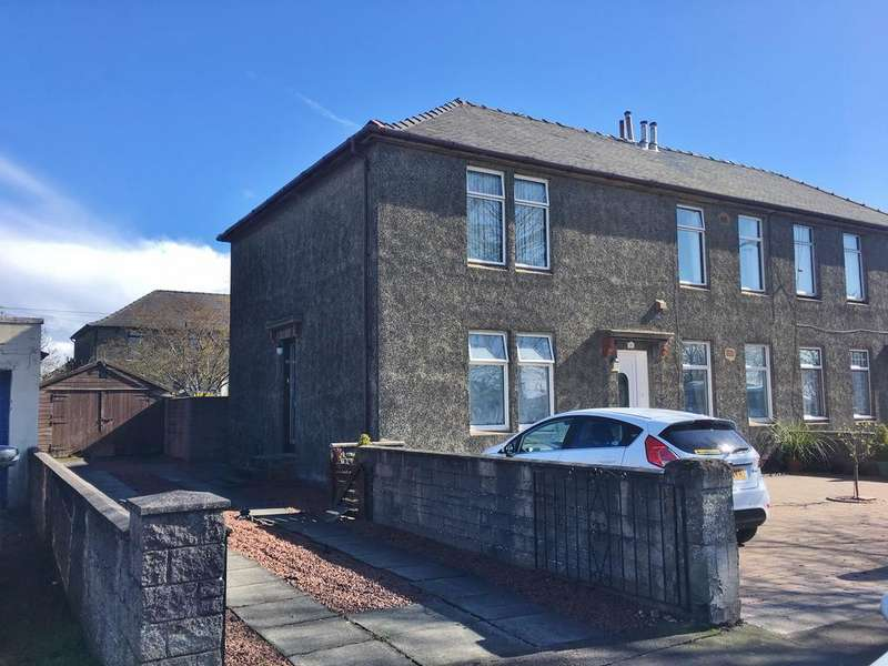 2 Bedrooms Flat for sale in Oswald Road, Ayr KA8