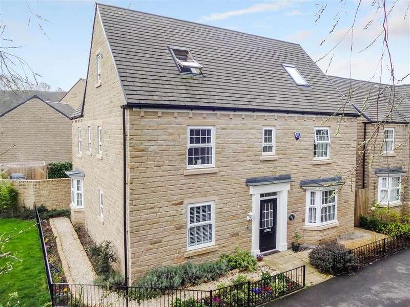 6 Bedrooms Detached House for sale in Riverside Walk, Otley