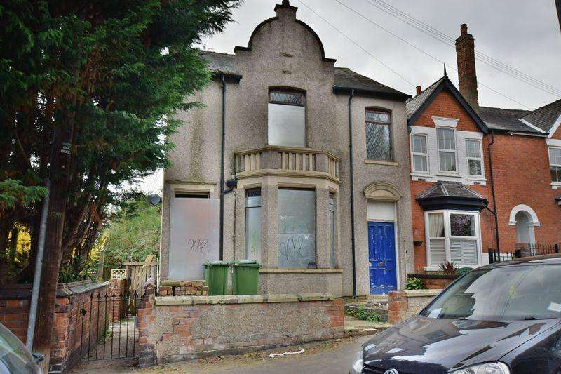 5 Bedrooms Terraced House for sale in Ashlin Grove, West End, Lincoln