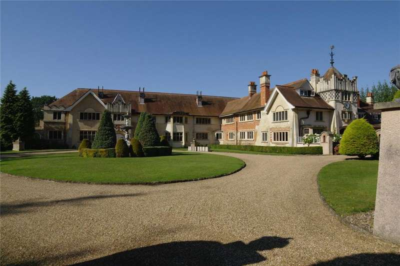 7 Bedrooms Equestrian Facility Character Property for sale in Englefield Green, Surrey, TW20