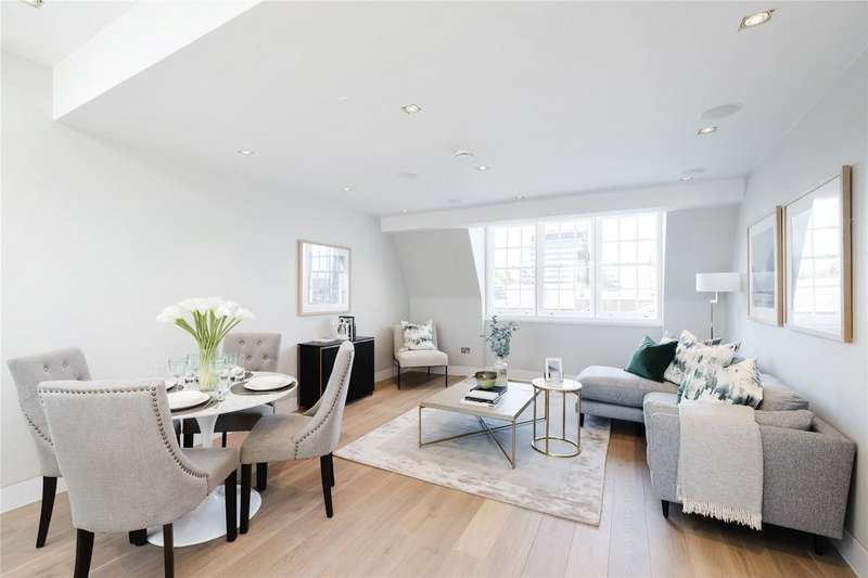 2 Bedrooms Apartment Flat for sale in John Street, London, WC1X