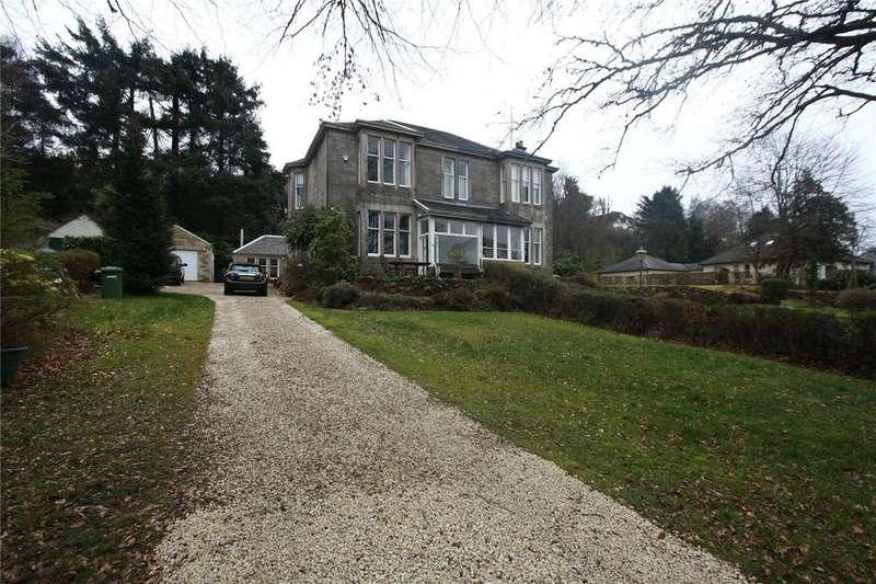 4 Bedrooms Semi Detached House for rent in Ardgour, Heathfield Drive, Milngavie, Glasgow