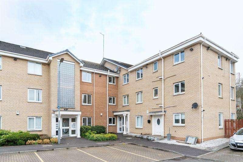 2 Bedrooms Flat for sale in 21 Townhead Gardens, Kilmarnock KA3 1BD