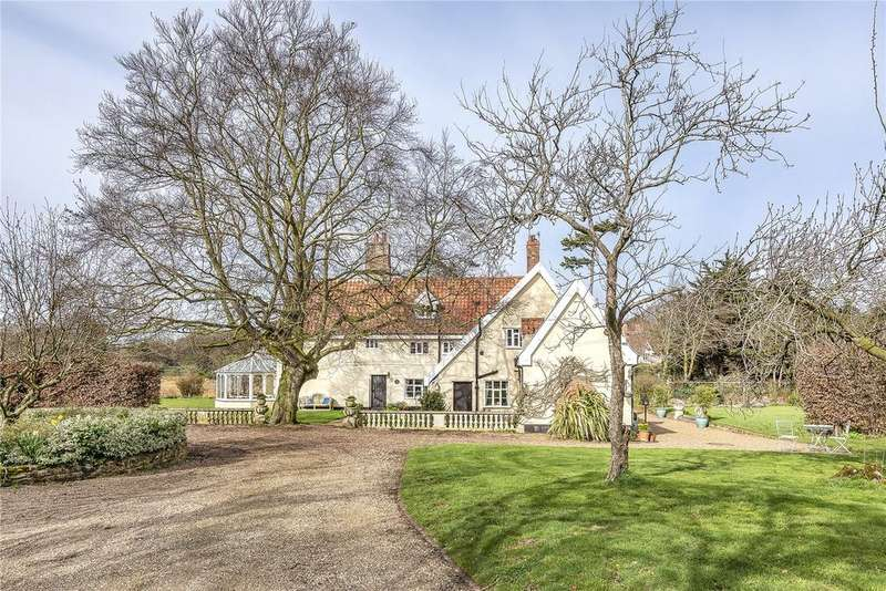 6 Bedrooms Detached House for sale in Pretty Road, Theberton, Suffolk, IP16
