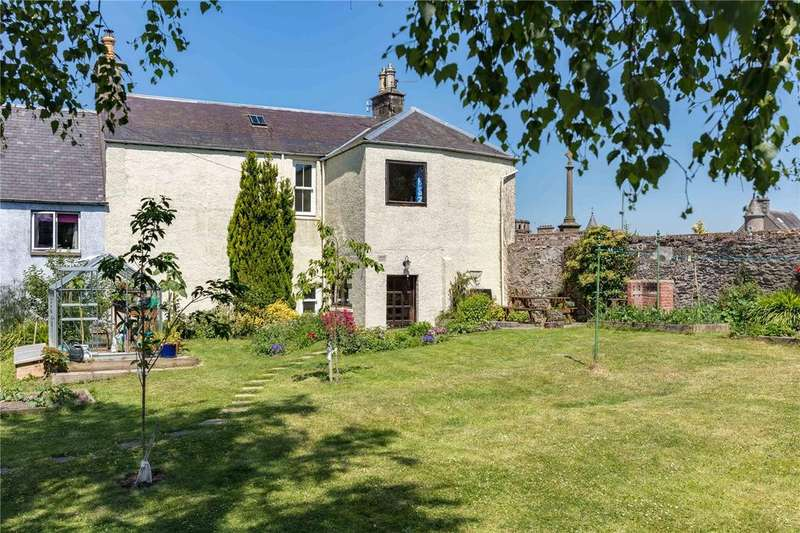 3 Bedrooms Semi Detached House for sale in The Ridge, 14 The Valley, Selkirk, Scottish Borders