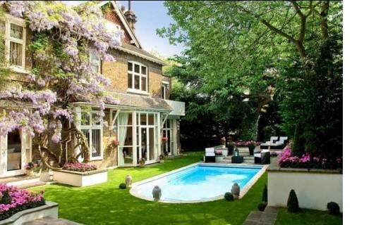 8 Bedrooms Detached House for rent in Frognal, Hampstead, London, NW3