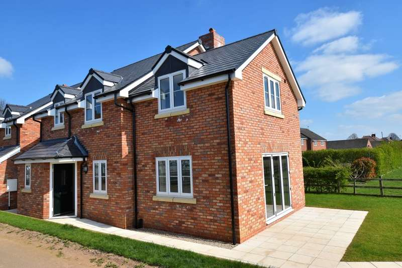 4 Bedrooms Detached House for sale in Mill Road, Offenham, Evesham, WR11