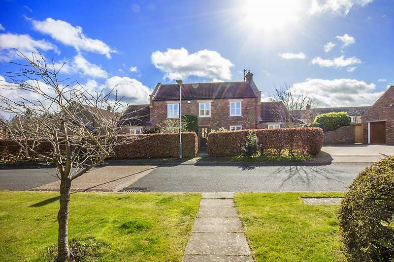 4 Bedrooms House for sale in Green Close, Stannington, Morpeth