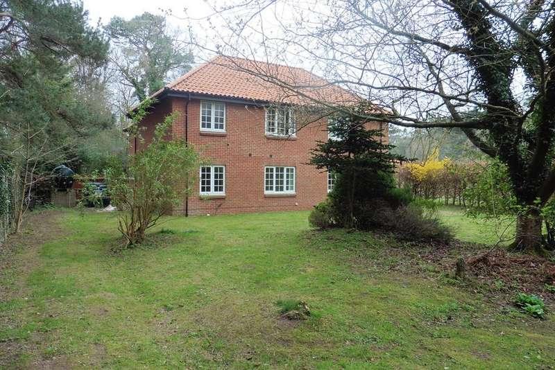 7 Bedrooms Detached House for sale in Dereham Road, Swanton Novers NR24