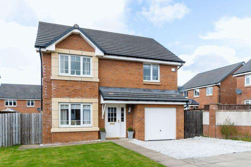 4 Bedrooms Villa House for sale in 15 Lochlea Wynd, Annandale, Kilmarnock KA1 2SE