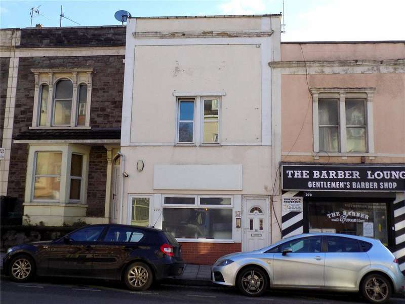 1 Bedroom Apartment Flat for sale in Church Road, St George, Bristol, BS5