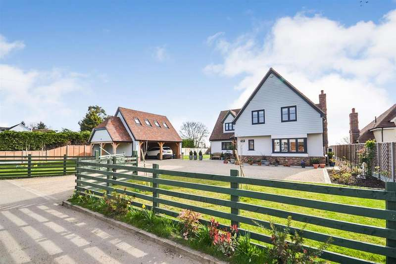 4 Bedrooms Detached House for sale in Stoney Hills, Burnham-On-Crouch