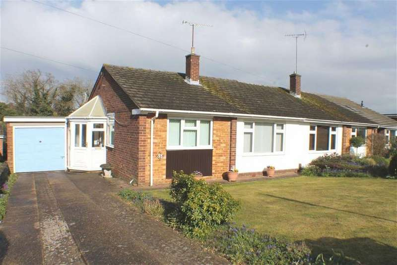 2 Bedrooms Semi Detached Bungalow for sale in Wroxham Way, Harpenden, Hertfordshire