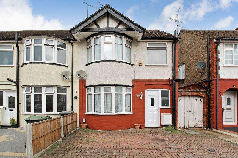 3 Bedrooms Terraced House for sale in Wickstead Avenue, Luton
