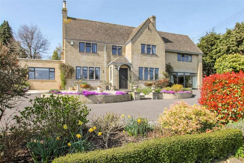 3 Bedrooms Detached House for sale in The Highlands, Painswick