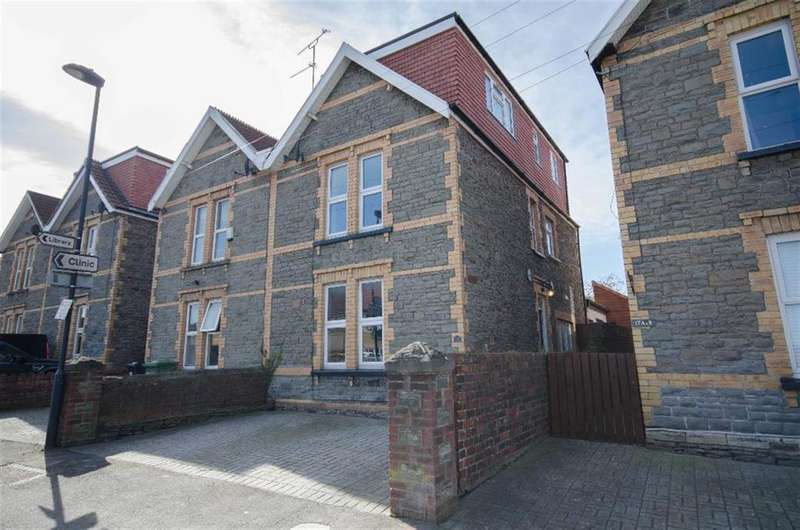 4 Bedrooms Semi Detached House for sale in Buckingham Place, Downend, Bristol, BS16 5TN