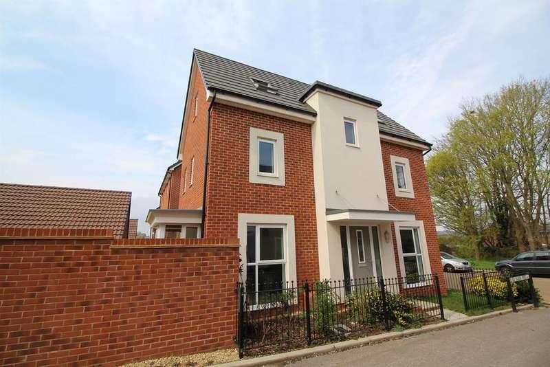 4 Bedrooms Detached House for sale in Elsa Nunn Rise, Fishponds, Bristol, BS16 2FL