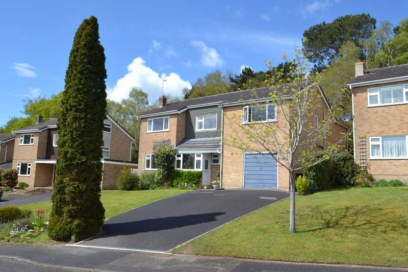 6 Bedrooms Detached House for sale in Broadstone