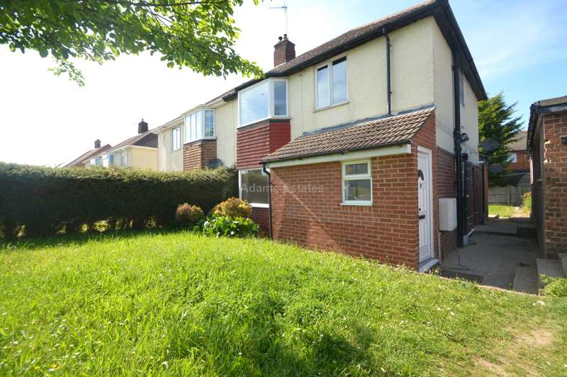 6 Bedrooms Semi Detached House for rent in Hartland Road, Reading
