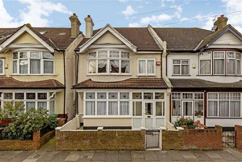 4 Bedrooms Semi Detached House for sale in Woodnook Road, Furzedown, London