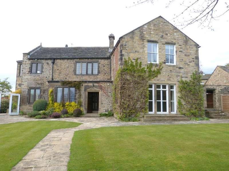 5 Bedrooms Semi Detached House for sale in Beck Road, Micklethwaite, Bingley, BD16 3JN
