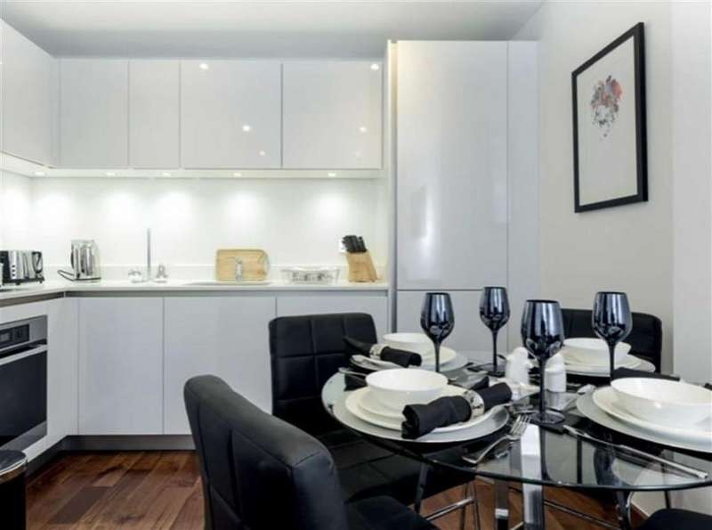 1 Bedroom Apartment Flat for sale in Comro Building, Devonport Road, Limehouse E1