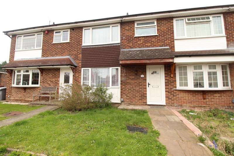 3 Bedrooms Terraced House for sale in Moreleigh Close, Reading