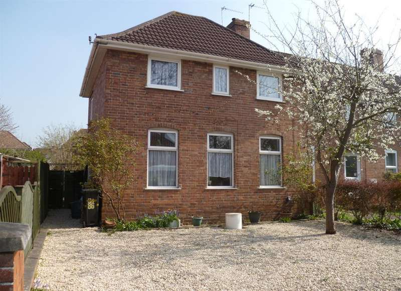 3 Bedrooms End Of Terrace House for sale in Thicket Avenue, Bristol, BS16 4EQ