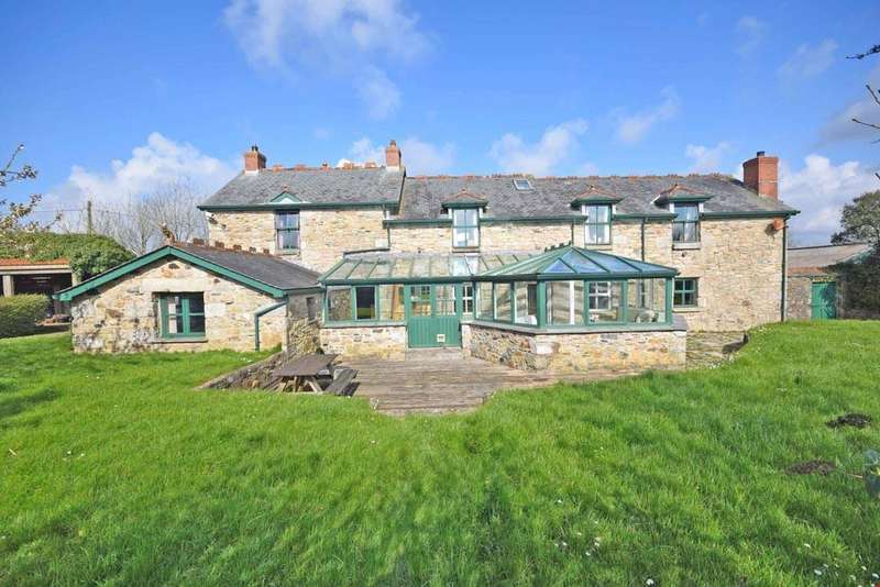 8 Bedrooms Detached House for sale in Clowance, Praze, between Helston Camborne, Cornwall