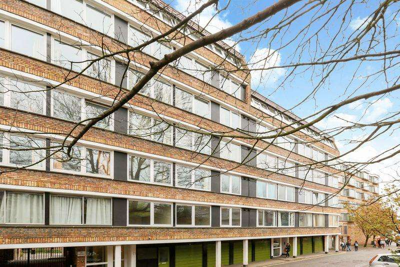 2 Bedrooms Flat for sale in High Kingsdown, Bristol