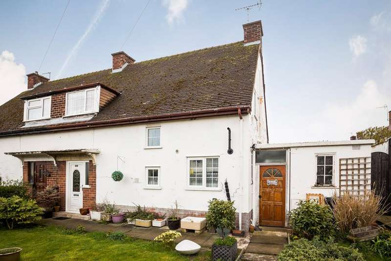 3 Bedrooms Semi Detached House for sale in Clwyd Street, Shotton, Deeside, CH5