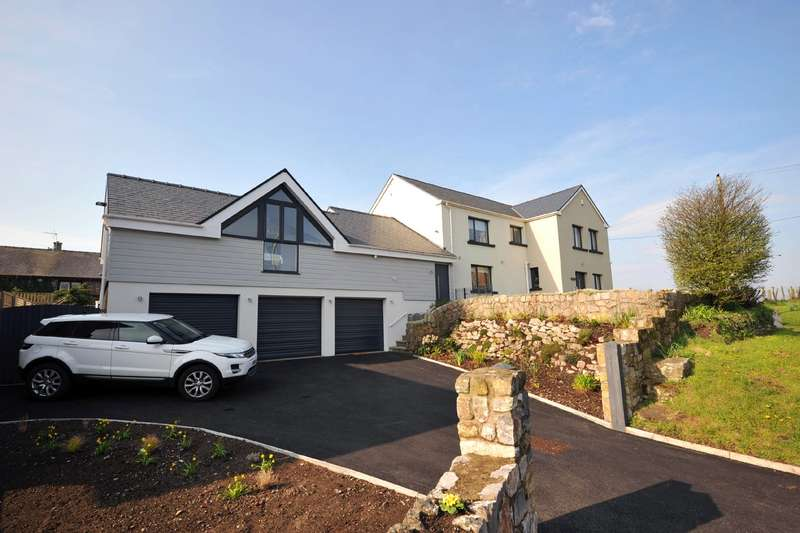 5 Bedrooms Property for sale in Heol Las, Maudlam, Bridgend